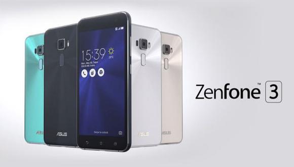 Usa Android 6.0 con su capa, la que también es muy funcional y atractiva. (ASUS)