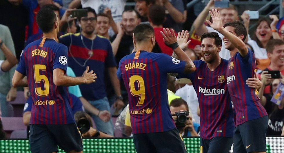 FC Barcelona aseguró a su columna vertebral para las próximas temporadas.(Reuters)