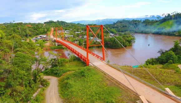 Estos 14 puentes que suman 674.8 metros de longitud beneficiarán a más de 258 mil personas. Las obras tienen una inversión de S/ 121 millones (Foto: Archivo GEC / referencial)