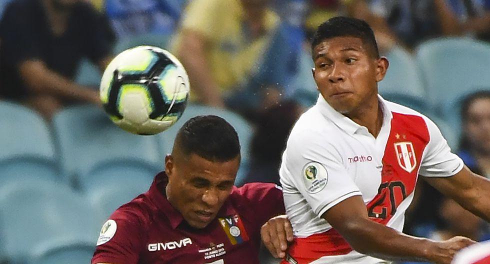 Peru empató 0-0 con Venezuela en la Copa América Brasil 2019 (AFP)