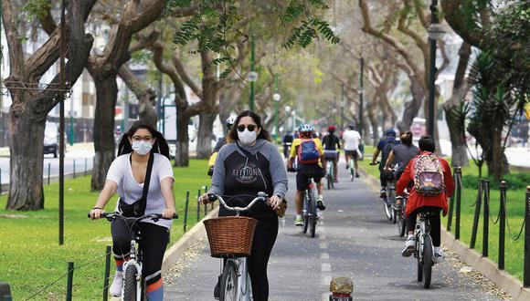 En Lima Oeste, la temperatura máxima llegaría a 24°C, mientras que la mínima sería de 18°C. (Foto: Jessica Vicente/GEC)