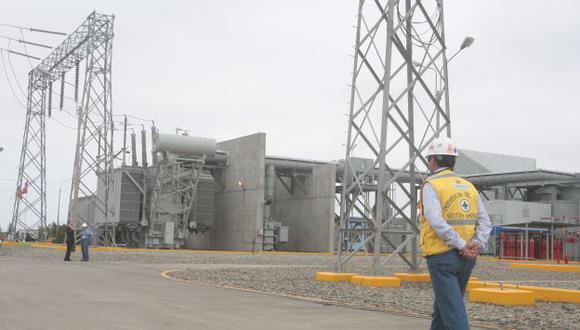 La reserva de energía estimada en 14% podría reducirse a 6% dentro de dos años. (Martín Pauca)