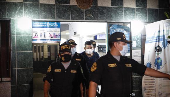 Daniel Felipe Guerrero Escalona fue detenido por atacar a un adolescente con un desarmador en Carabayllo. (Foto: Joel Alonzo/GEC)