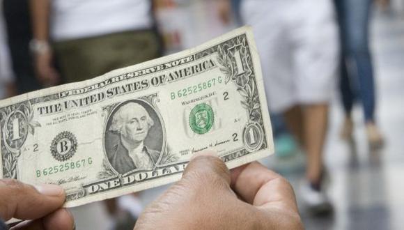 El dólar cerró ayer en S/.2.583. (USI)
