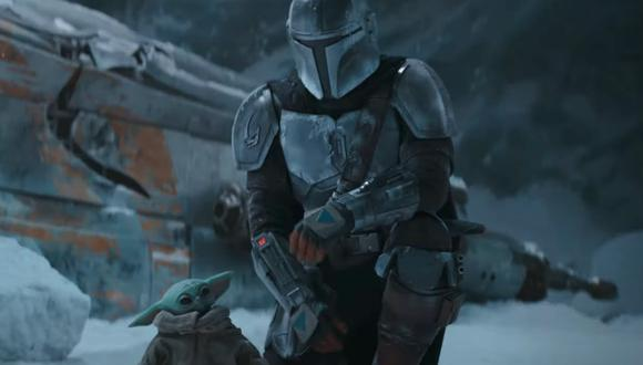 """The Mandalorian"" superó a ""Game of Thrones"" como la serie más pirateada. (Foto: Lucasfilm/Disney+)"
