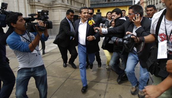 Dejó ver su lado intervencionista en perjuicio de la prensa independiente, lo que despierta más de una inquietud. (L. Gonzales)
