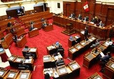Podemos, APP y Acción Popular se pronuncian tras darle la confianza al gabinete Zeballos
