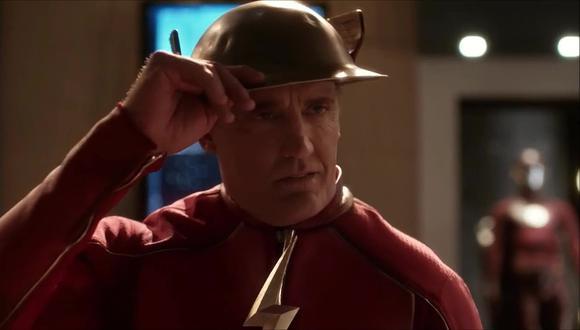 El actor de 62 años también interpretó a Henry Allen, padre de Baryr Allen/Flash en la serie que es transmitida actualmente. (Captura)