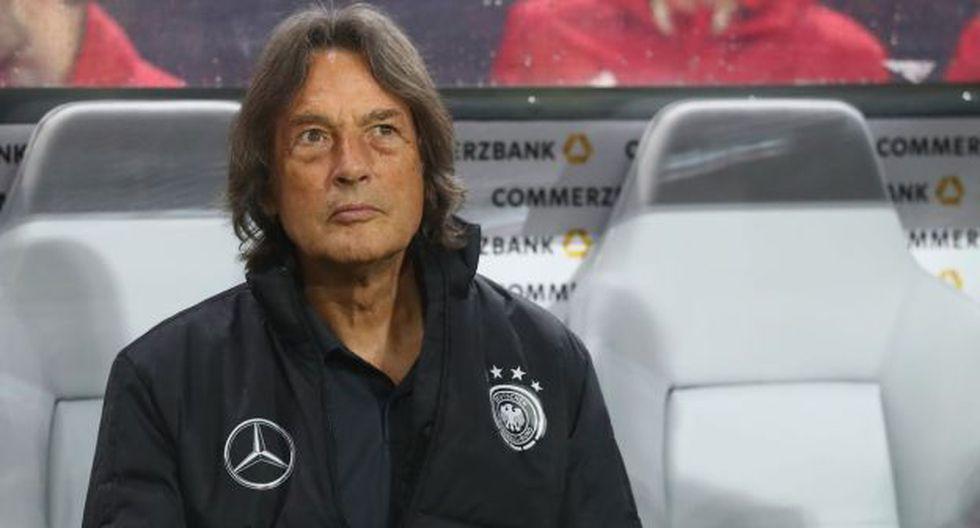 Hans-Wilhelm Müller-Wohlfahrt empezó su vínculo con la Selección de Alemania en 1996. (AFP)