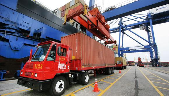 Los puertos de Matarani y Salavery registraron movimiento de carga de 916,571 TM y 633,020 TM respectivamente. (Foto: MTC)