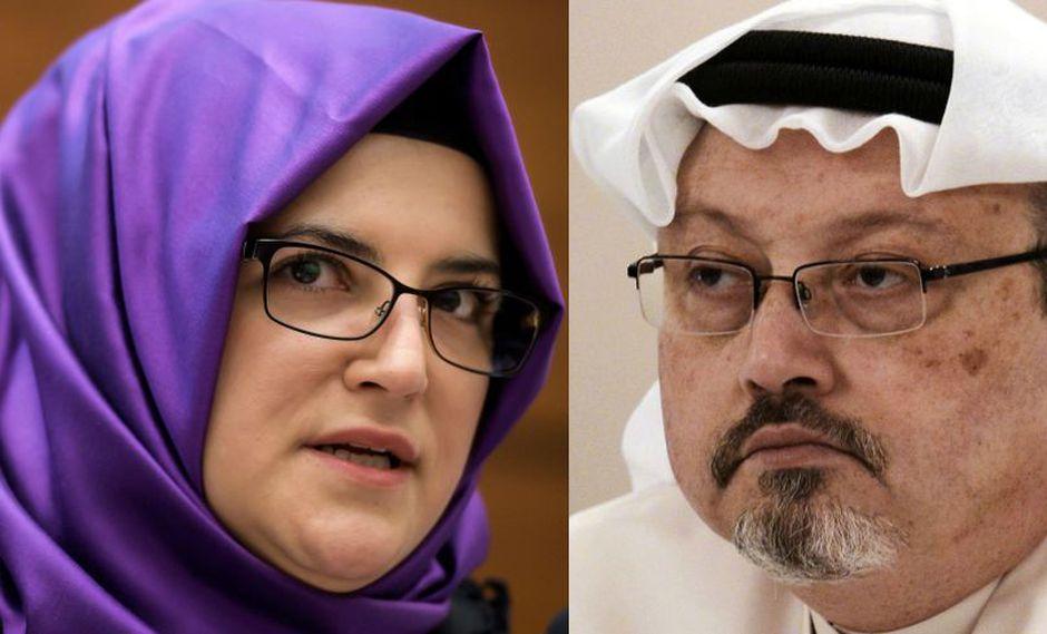 Novia de Jamal Khashoggi cree solo la ONU puede investigar honestamente asesinato. (AFP)