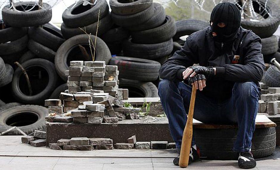 Ucrania: Separatistas prorrusos rechazan el acuerdo de Ginebra. (Reuters)