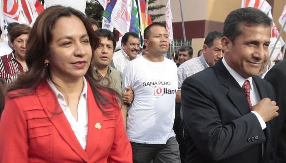 Ollanta Humala se baja candidatura de Marisol Espinoza a Mesa Directiva. (Perú21)