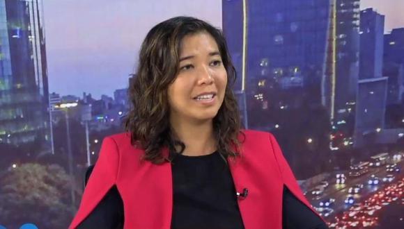 """Romy Chang sobre Keiko Fujimori: """"Es probable que el juez se incline por la prisión preventiva"""". (Perú21)"""
