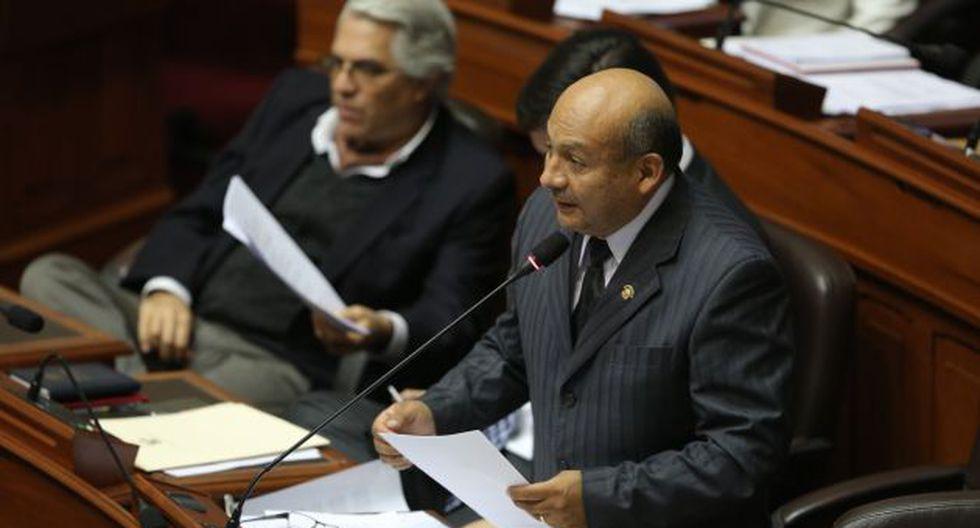 Moisés Guía será sometido a proceso disciplinario. (Perú21)