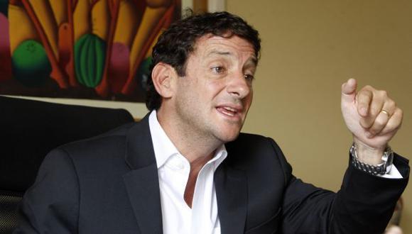 Renzo Reggiardo es el secretario general de Perú Patria Segura. (Perú21)