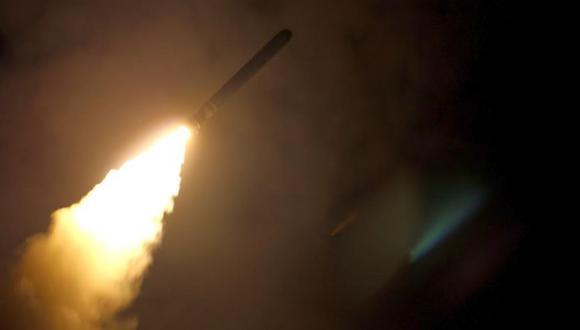 Siria: Estos son los misiles y aviones usados en el ataque de Estados Unidos y sus aliados. (AFP)