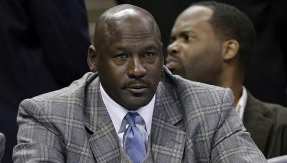 Jordan: nada con la NBA. (AP)