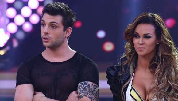 Nicola Porcella y Angie Arizaga se conocieron en el 2012 en el programa 'Esto es guerra' e iniciaron una relación de casi cinco años en medio de polémicas (Foto: GEC)