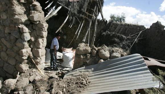 LATENTE. Hay energía acumulada en Lima, Ica, Chimbote, Moquegua y Tacna. Arequipa liberó energía en terremoto de 2001. (Heiner Aparicio)