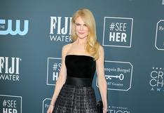 """Nicole Kidman habla a días de un nuevo estreno en HBO """"The Undoing"""""""