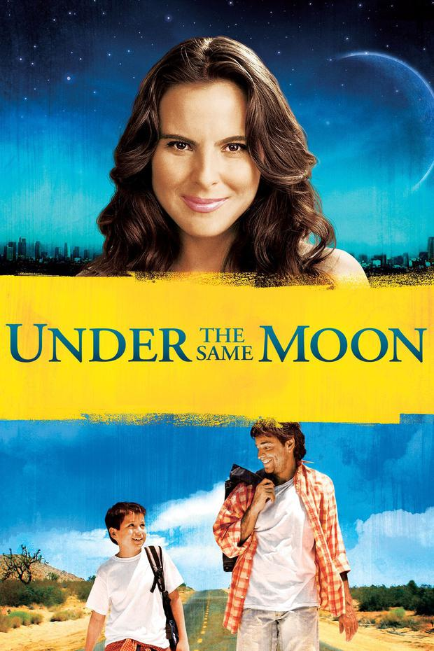 """Poster for """"Under the Same Moon"""" in Spanish """"Bajo la misma luna"""" (Photo: Fox Searchlight Pictures / The Weinstein Company)"""