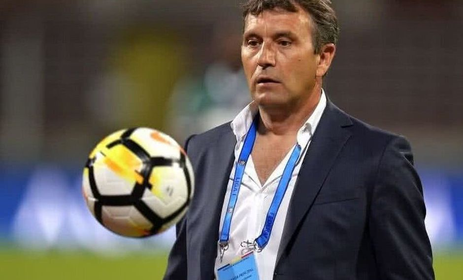 El duelo entre Dinamo y Craiova continuó tras el traslado de Eugen Neagoe. (CSU Craiova)
