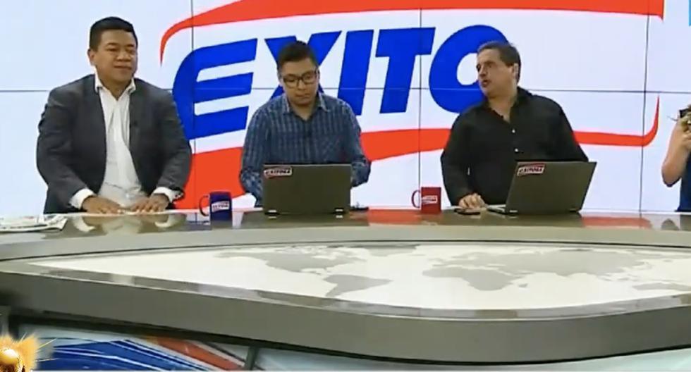 Oyente falta el respeto a presentadora y así reacciona el panel. (YouTube)