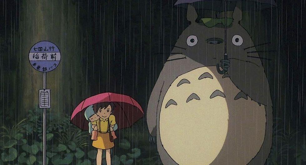 """Mi vecino Totoro"" (Foto: Studio Ghibli)"