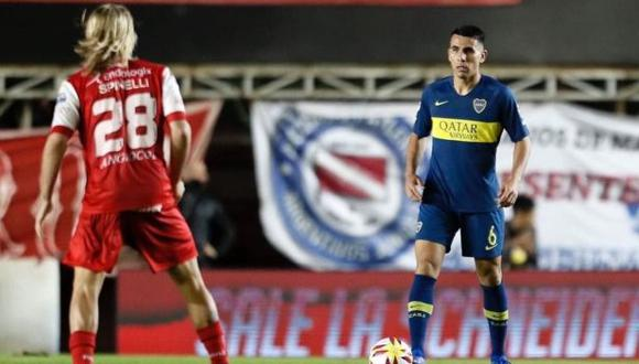 Boca Juniors vs. Argentinos Juniors: chocan por el pase a la final de la Copa de la Superliga. (Foto: Boca Juniors)