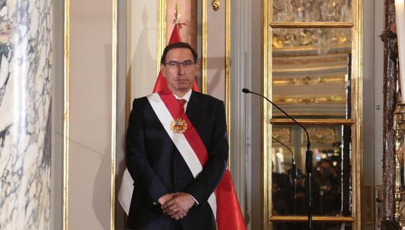 """Gobiernos Regionales sobre vacancia presidencial: """"No es la alternativa para solucionar crisis política, económica y sanitaria"""""""