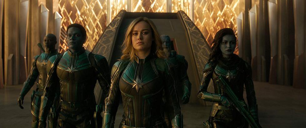 """La película """"Captain Marvel"""" mostró algunas sorpresas a todos los seguidores del universo cinematográfico de Marvel. (Foto: Marvel)"""
