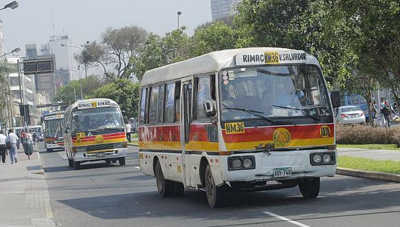 San Isidro está en contra de que Av. Arequipa sea de uso exclusivo para transporte público. (USI)