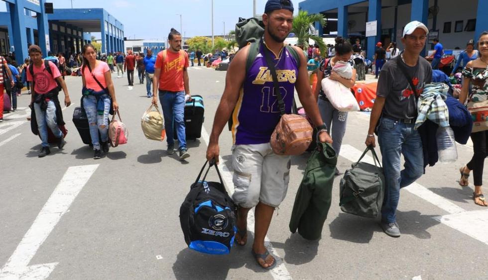 ONU cifra en 3 millones los refugiados y migrantes venezolanos en el mundo (Difusión)