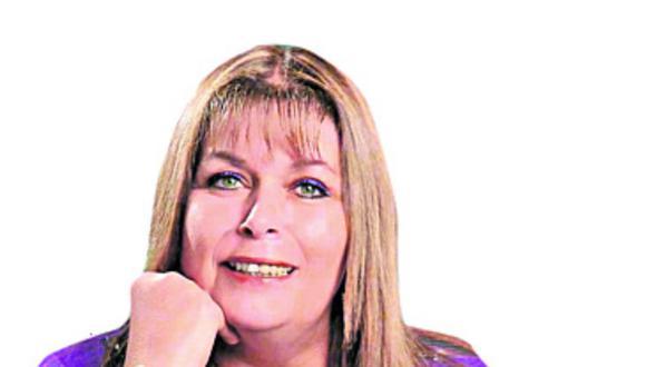 Corine Flores es candidata a la vicepresidencia por Avanza País.