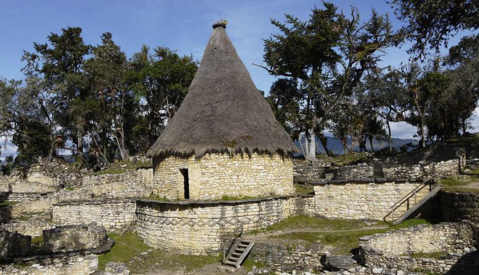 BBC de Reino Unido emitió reportaje sobre la majestuosa Fortaleza de Kuélap y la mostró al mundo entero. (USI)