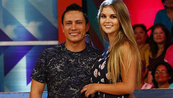 ¿Brunella Horna y Renzo Costa se casaron en Las Vegas? (USI)