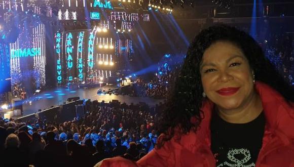 """Eva Ayllón sobre regreso de conciertos: """"Hay otras cosas más importantes"""" (Foto: Instagram)"""