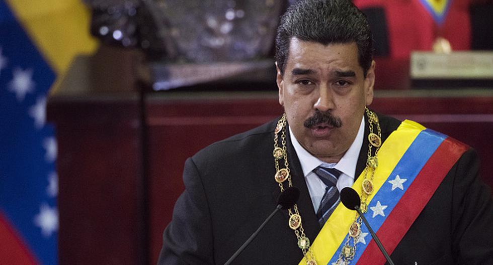 Nicolás Maduro anunció hoy un aumento del 64% en el ingreso mínimo integral de los venezolanos. (Getty)