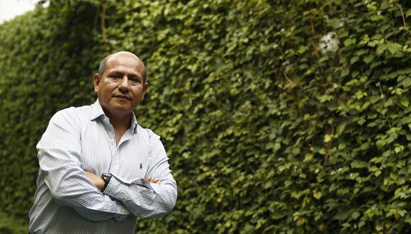 Comenzó a investigar a Fernando Zevallos en el año 1995. (César Campos/GEC)