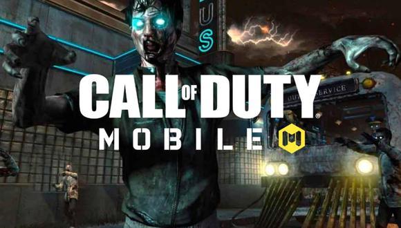 Los zombies invaden el universo de 'Call of Duty: Mobile'.