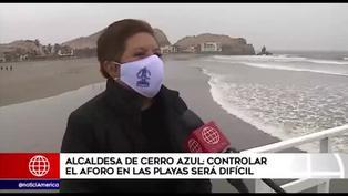 Municipalidad de Cerro Azul propone toque de queda los domingos durante el verano