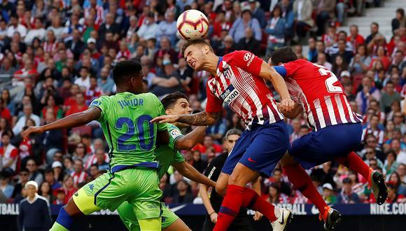 Atlético Madrid visita este sábado al Alavés por LaLiga Santander. (Foto: Reuters)