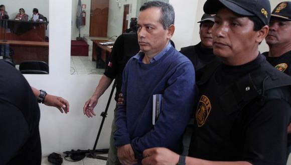 VAN CAYENDO. Mafia de Rodolfo Orellana puesta en manos de la justicia tras operativo de la Fiscalía. (USI)