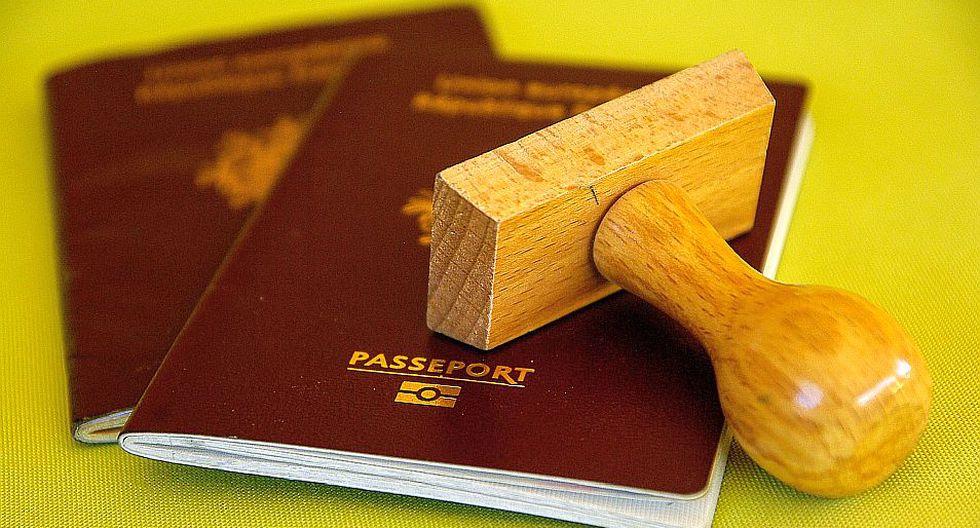 El documento estrella del 'artesano de la falsificación' era el pasaporte. (Foto: Pixabay)