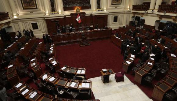 Legisladores presentarán sus propuestas la próxima semana. (César Fajardo)
