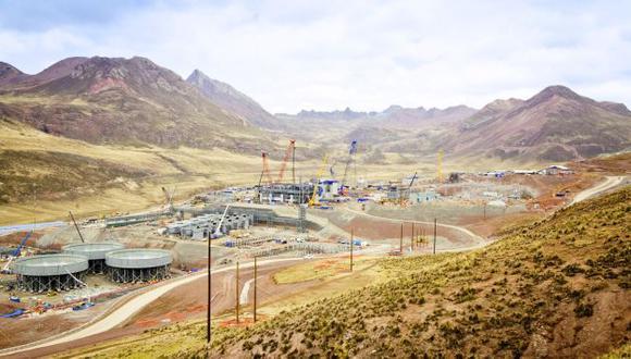 La inversión prevista en Tomorocho era de US$3,500 millones. (Difusión)