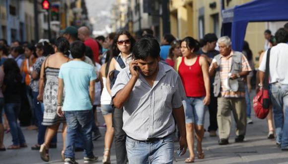 El ingreso de más operadores de telefonía celular ha generado mejores planes y tarifas. (Perú21)