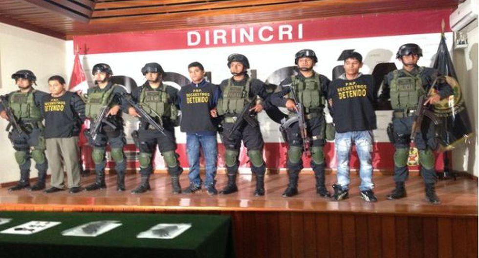 San Juan de Lurigancho: Policía captura a banda que robaba a taxistas. (Andina)