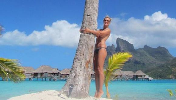 Heidi Klum ha publicado imágenes hot de sus vacaciones. (Instagram)